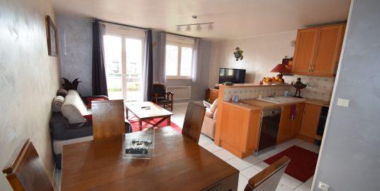 Appartement 3 pièces 64m² avec balcon La Queue en Brie quartier l'hermitage