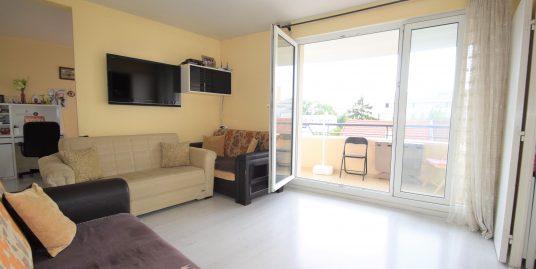 Appartement 2p 37m² avec parking et balcon VILLIERS/ MARNE centre – ville vue dégagée