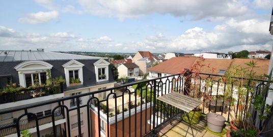 Appartement 3P de 70m² à NOISY LE GRAND à 600m du RER de Noisy le Grand Mont d'est